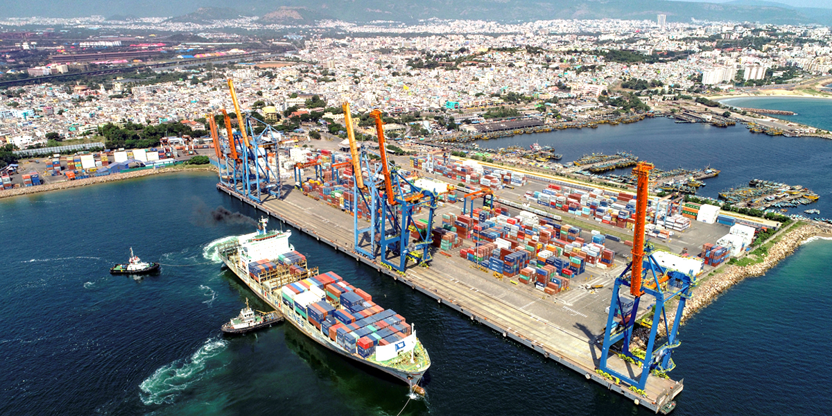 VCTPL - Visakha Container Terminal Pvt  Ltd