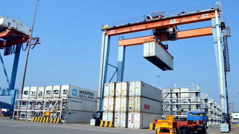 Container Handling & Reefer Operation